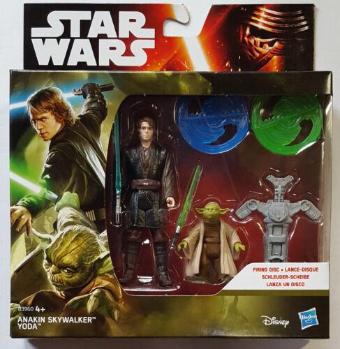 HASBRO® B3960 Star Wars® Revenge of the Sith Anakin Skywalker™ & Yoda™