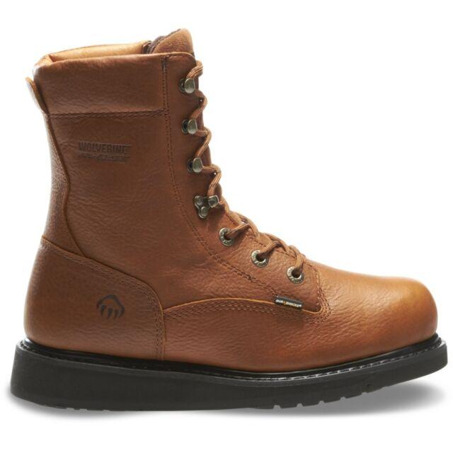 c06c807e473 Wolverine Men Hazard DuraShocks® Wedge Heel 8