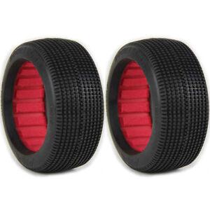 AKA-Racing-AKA14019QR-Super-Soft-Long-Wear-1-8-Double-Down-Tires-w-Red-Inserts-2