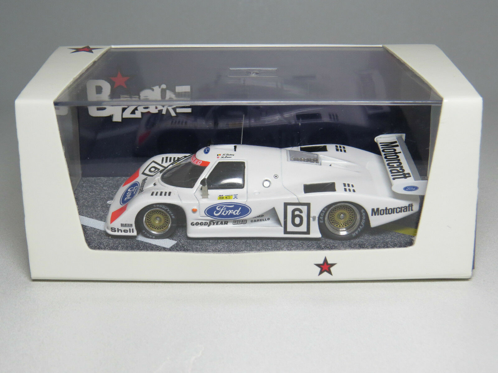 Ford C100  6 Le Mans 1982 Bizarre BZ339 1 43