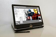Fujitsu Wacom Illustration Tablet Laptop Core i5  ~= Cintiq Bamboo Grade B+