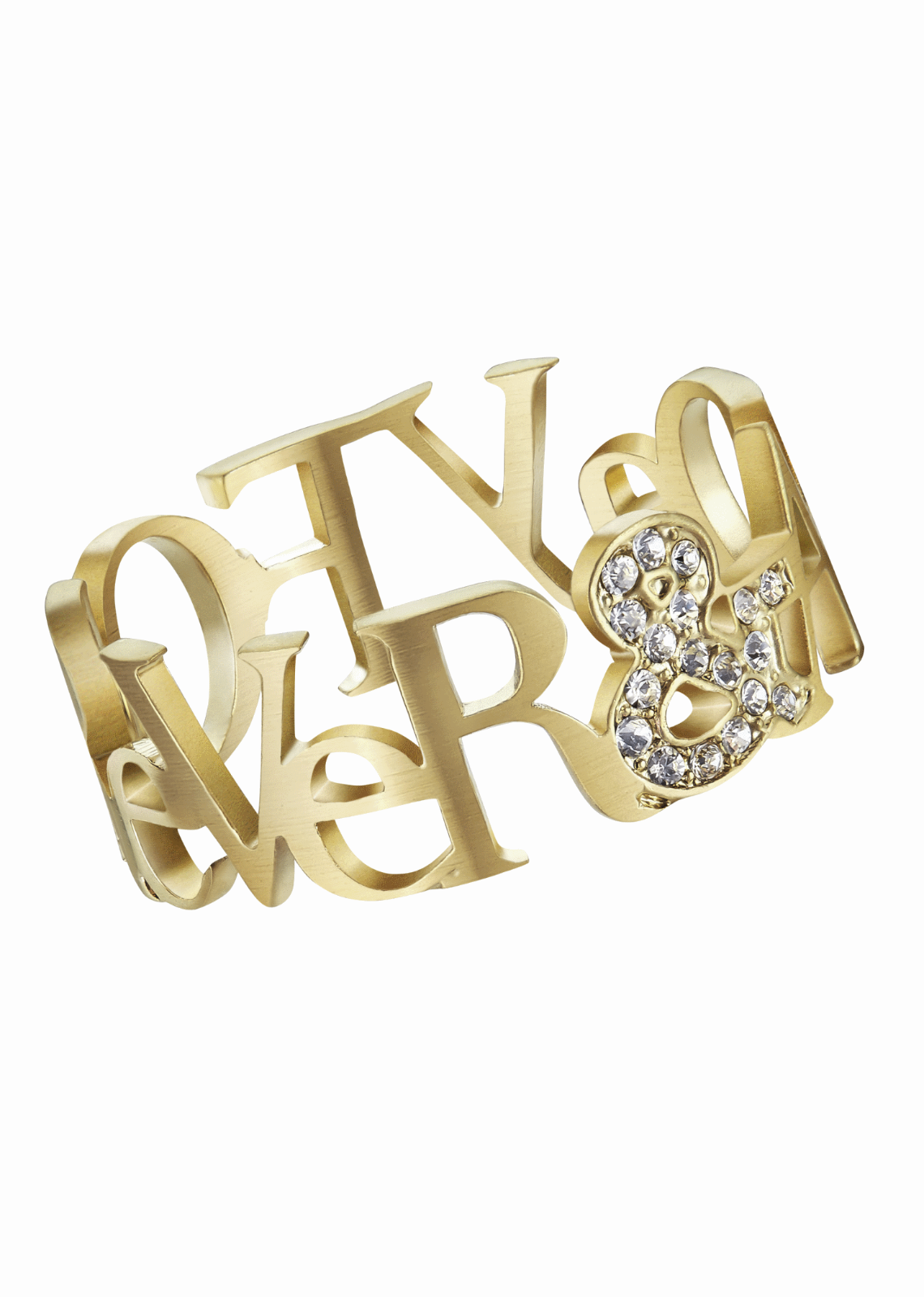 L 'Amotion message Anello Forever & & & a Day per anello di base misura 55 62c164