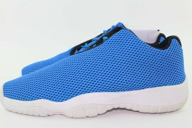 Jordan Air Future Low BG Youth Size 4.5 Same as Woman 6.0 New bluee Basketball
