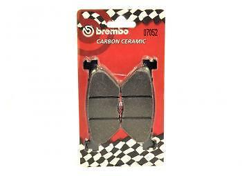 Pastillas de freno BREMBO traseras YAMAHA T-MAX 500 (01-03)