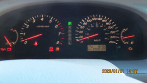 2001 Mazda Millenia Super Charged 2.3 L V6 (Needs New Fly Wheel)