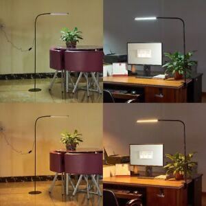 LED Modern Floor Lamp Reading Light Dimmable Flexible ...