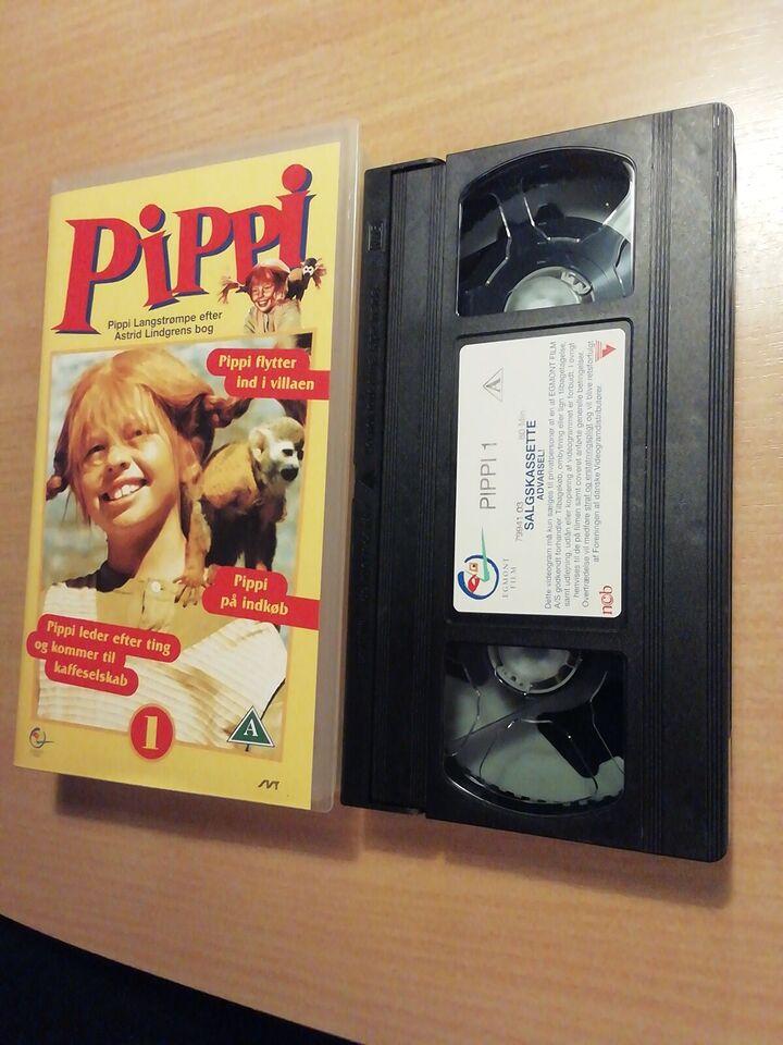 Børnefilm, Pippi Langstrøme 1