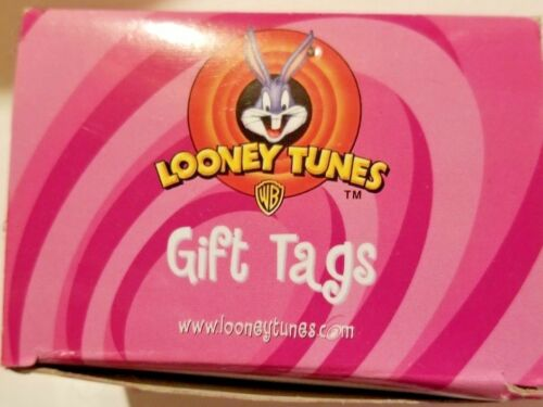 Box of 100 Tweety Bird Gift Tags Labels Looney Tunes