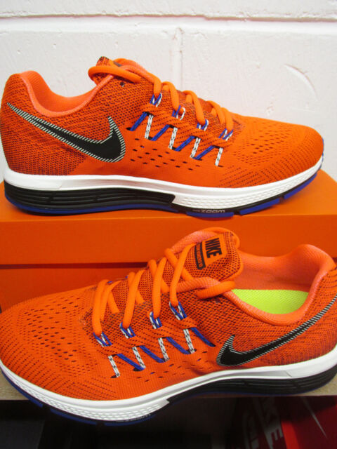 87609f80cdfa Nike Air Zoom Vomero 10 X Crimson Orange Black Cushion Running Shoes ...