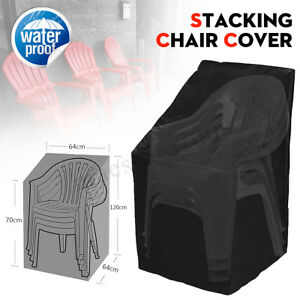 Waterproof-Outdoor-Stacking-Chair-Cover-Garden-Parkland-Patio-Sofa-Furniture
