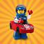 LEGO-71021-Series-18-MINIFIGURES-17-FACTORY-SEALED-Set-Party-Theme-CMF-Complete thumbnail 10