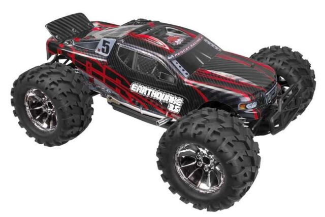 Redcat Racing Earthquake 3 5 Monster Truck NITRO 2-speed With