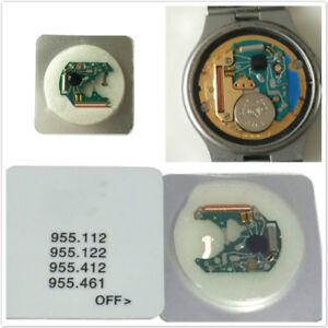 Para-ETA-955-112-955-122-955-412-461-Circuito-de-movimiento-de-reloj-de-cuarzo