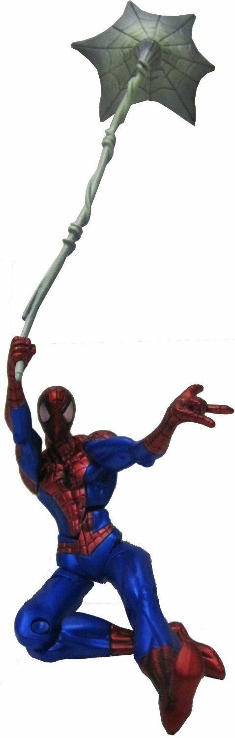 Marvel Figures . . . Spiderman Spiderman Spiderman Kaiyodo Vignette ultimate Japan set spidder man f6cdc5