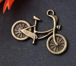 20pcs-bronze-color-tibetan-silver-bike-charms-26mm-SH159