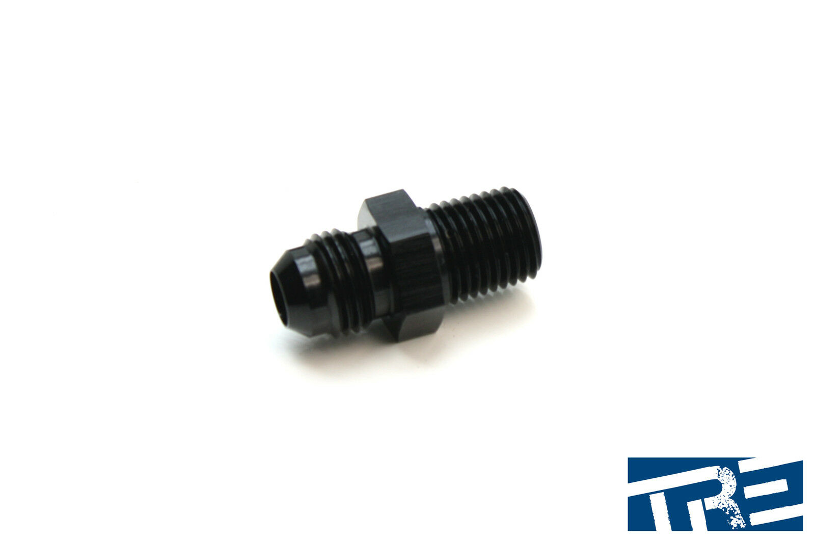 "Treadstone Performance 6AN to 3//8/"" NPT Straight Adapter Fitting HFNAS-06AN-38NPT"