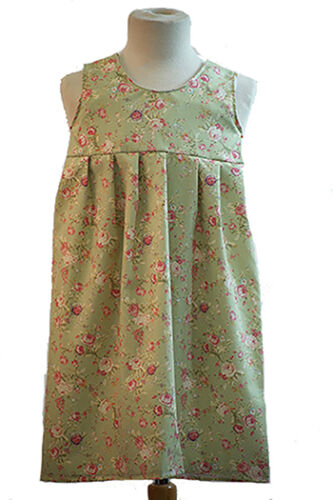 Sound of Music-Von Trapp Family-Curtain Clothes-Workhouse CURTAIN SMOCK All Ages