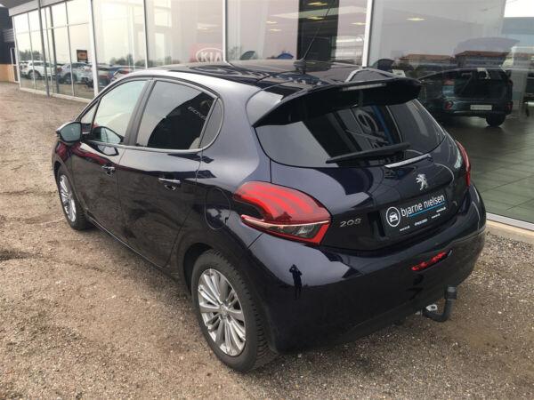 Peugeot 208 1,6 BlueHDi 100 Envy billede 3