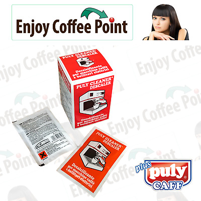 1 Bustina Decalcificante Macchine caffè espresso Automatiche e Cialde caffè