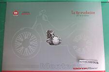 MONTESA COTA MOTO TRIAL 250 motorcycle PUBBLICITA DEPLIANT BROCHURE CATALOG