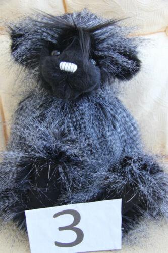 Charlie Bears Stuie Neu mit Etikett aus Den 2016 Sammlung
