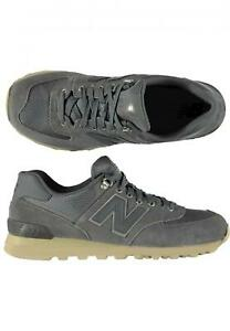 New-Balance-574-Mens-Running-Shoe-ML574PKQ-Grey-Tan-NEW-IN-BOX-SALE