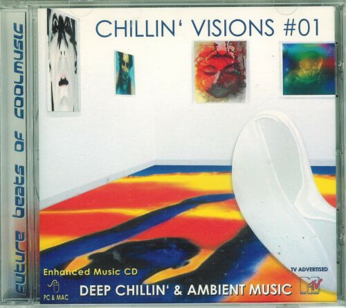 1 von 1 - Chillin' Visions #01 / Chillout, Lounge NEU / Deep Chillin' and Ambient Music !!