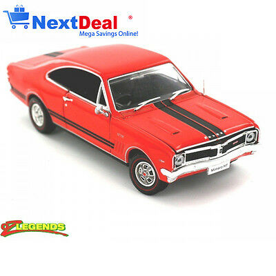 Holden Monaro HT GTS 350 Sebring Orange Ozlegends 1:32 scale Diecast Model
