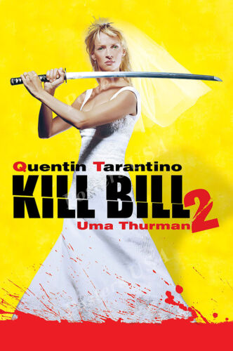 Posters USA Kill Bill Vol MOV300 2 Movie Poster Glossy Finish