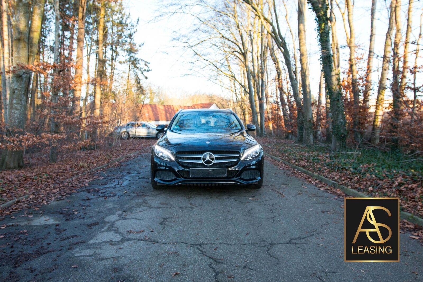 Mercedes C220 d 2,2 Exclusive stc. aut. 5d