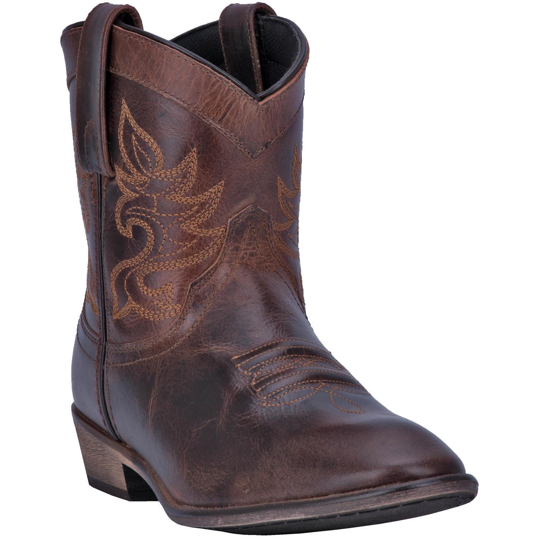 Dingo Willie 01-DI865-BN Women's 6  Brown Western Comfort Boots