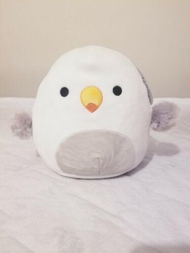 "Seagull SEA GULL Bird Squishmallow 8/"" Plush"