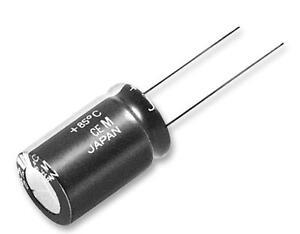 Condensateurs-aluminium électrolytique-cap alu elec 220UF 4V rad-pack de 5