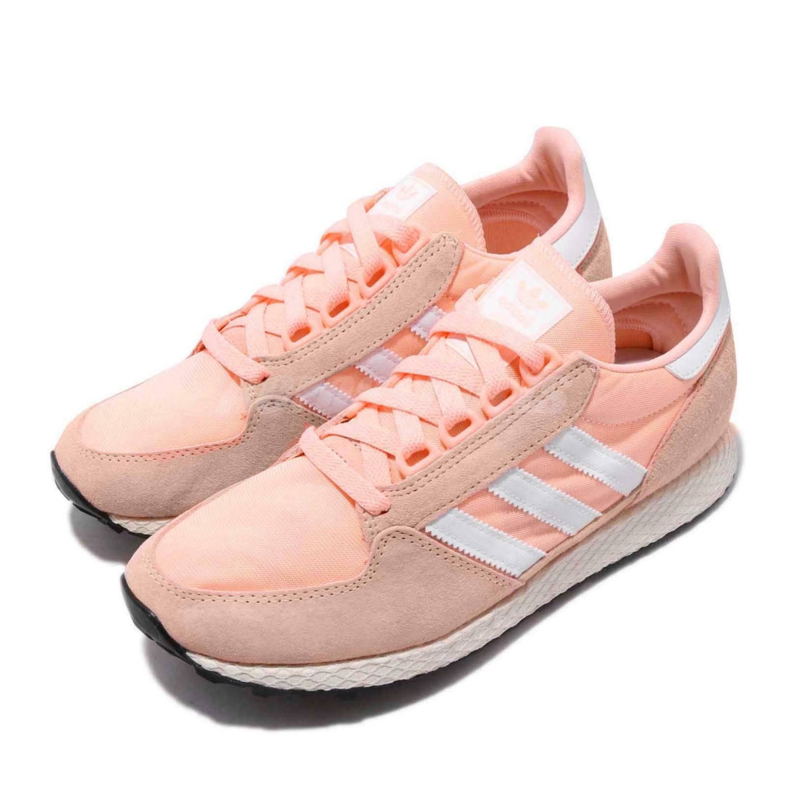 Adidas Originals  Forest Grove W Clear orange Women Running shoes Sneakers B37990  new style