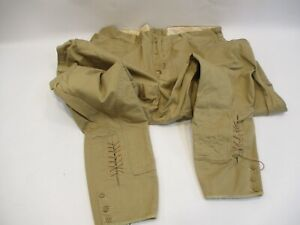 Vintage Hanover Original WWII Army Jodhpurs Riding Trousers RARE New Condition