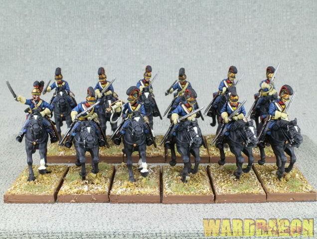 precios mas bajos 28mm señor de la guerra gmaes Wds Wds Wds melancólica británica h5 Brigada de Caballería Del Hogar  descuento de bajo precio