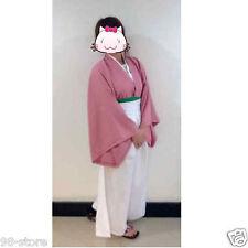 Hakuouki Yukimura Chizuru kimono Halloween Cosplay Costume