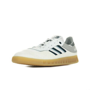 basket adidas homme blanche et verte