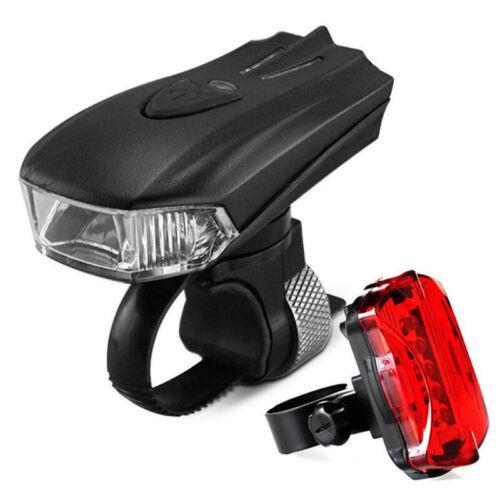 LED Bike Light Taillight free Intelligent Lighting System USB Bike Lamp