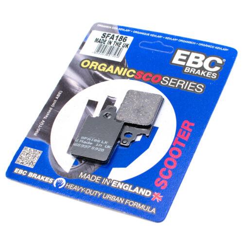 EBC Bremsbeläge Roller SFA186