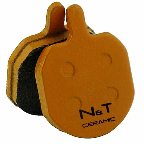 N/&T Cannondale Helix 6 Bengal Strida Ares Ceramic Disc Brake Pads