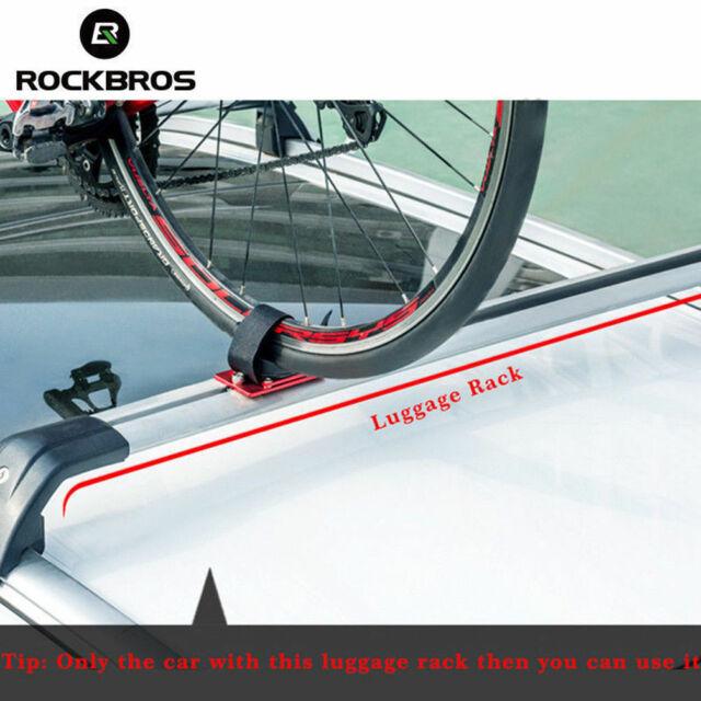 Quick Release Fork Mount Bike Block Car Rack Front Fork Portable Waterproof