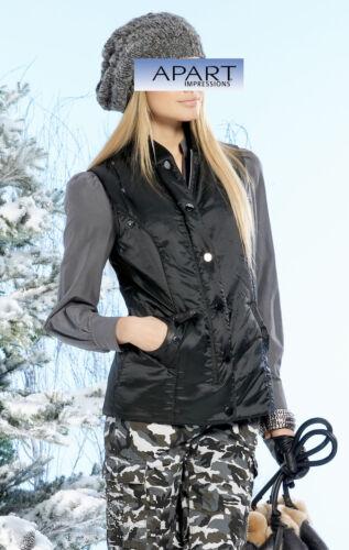 2-in-1 Apart veste Noir Kp 129,- sale/%/%/% NEUF!!