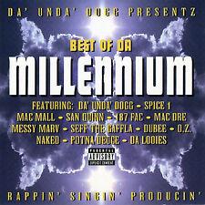 Various Artists: Best of Da Millennium  Audio Cassette