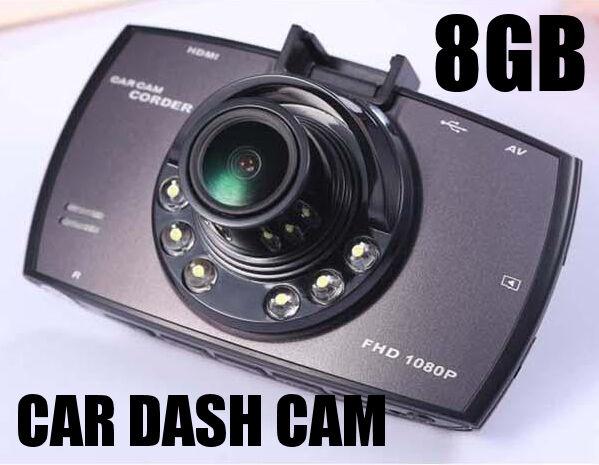 s-l1600 8GB Car Dash Cam Video Camera Pro Camcorder Recorder DVR HD Auto Night Vision