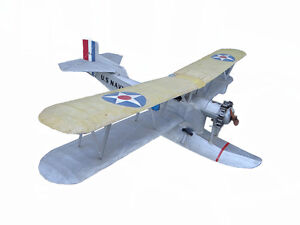 Vintage-Flying-Model-US-Navy-Loening-OL-8-Amphibian