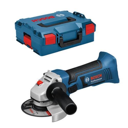 Bosch Batterie-Meuleuse D/'Angle Gws 18-125 V Li avec L-BOXX Solo