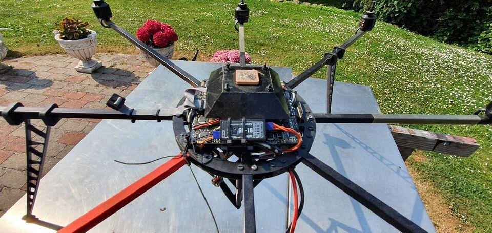 Drone, MIKROKOPTER Okto