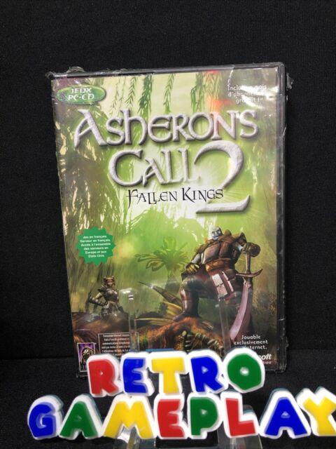 Asheron's Call 2 : Fallen Kings / NEUF / BRAND NEW