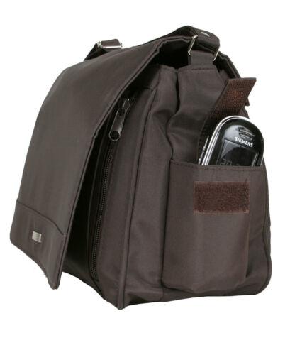 Handtasche ALESSANDRO Damen Tasche Umhängetasche Schultertasche Shopper BRAUN